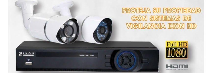 Tecnología tríbrida HD en los nuevos sistemas de videovigilancia HDCVI Ixon Digital