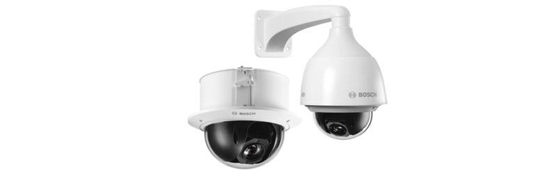 Bosch presenta su nuevo sistema de seguridad: AUTODOME IP 5000 HD