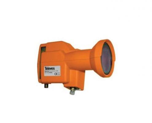 lnb-óptico-alimentación