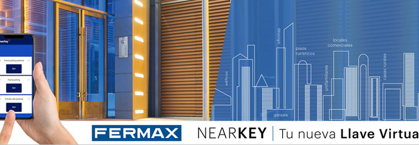 nearkey-fermax-llave-virtual-bluetooth-distribuidor-tienda-hiper-antena