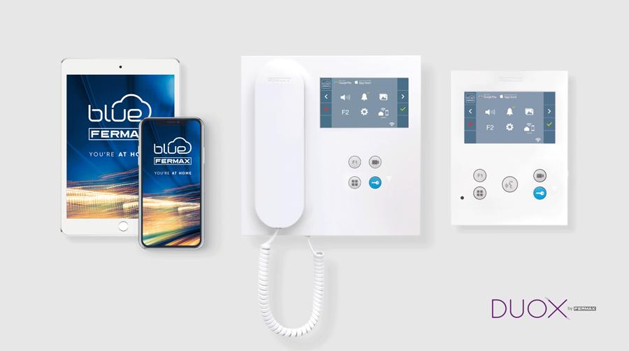 distribuidor-Duox-Fermax-Monitores-WiFi-Blue-tienda